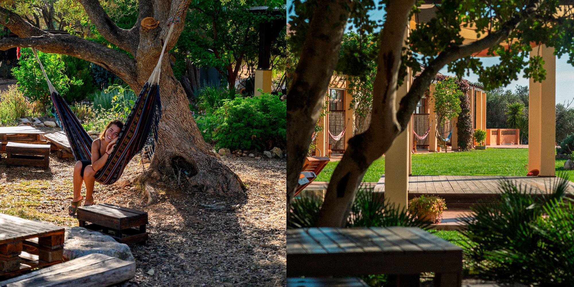Détente et bien-être dans les jardins