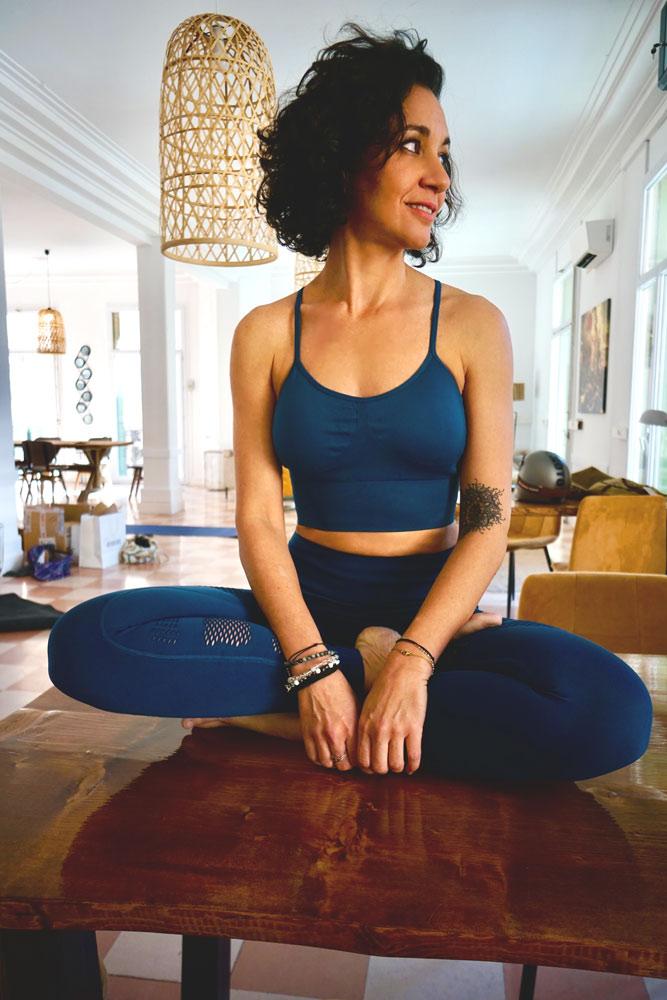 ensemble-yoga-bleu-tenue-yoga-perpignan-boutique